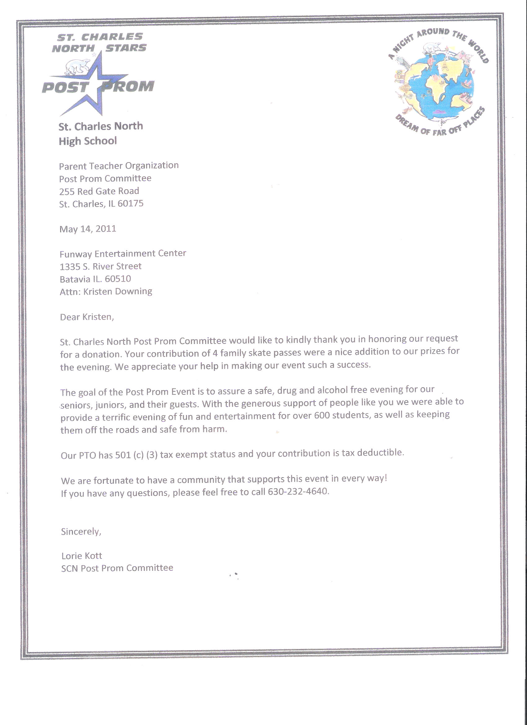 thank you letter for parents Dear room parent: thank you for volunteering to be a  role model for other parents,  introductory letter and class roster you will find a blank introductory.